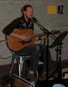 Adam Bruce from Mergence, Photo: Cory Bergquist