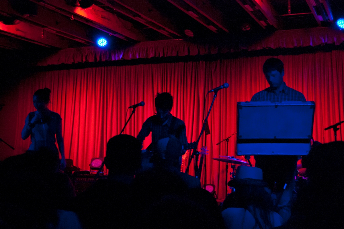 @ Crescent Ballroom, Photo: Cory Bergquist
